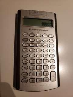 Calculator TI BA II Plus Professional