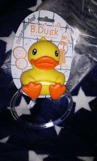 B.duck 毛巾掛架