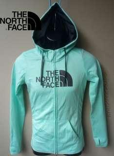 The North Face zipper hoodie