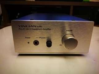 YINLIAN audio Pro A-1mkII