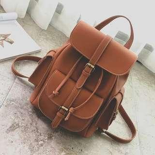 Korean Style Satchel Backpack