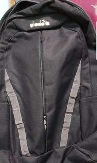 Backpack Diadora NEW Original Sport Station / Tas Sekolah #paydaymaret