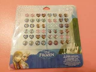 Frozen 耳環貼