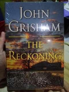 The reckoning book by John Grisham