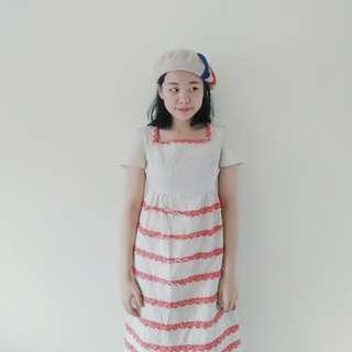 🚚 (免運)日本帶回古著娃娃洋裝