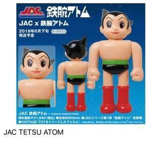 🚚 Preorder Astro Boy 60cm Tall JAC Tetsu Atom PO