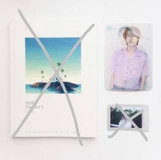 [WTS] Winner Jinu Lenticular Card