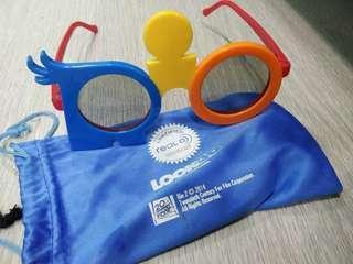 Rio 3D Glasses for Cinema