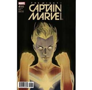 THE MIGHTY CAPTAIN MARVEL #0 (2017) Phil Noto Variant Edition