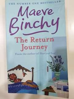 The Return Journey - Maeve Binchy