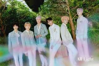 🚚 [WTS] Astro all light double sided poster