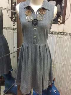 Dress branded (ripcurl)