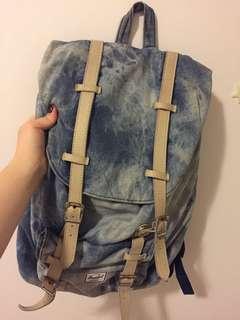 Herschel 13' Little America Denim Bag