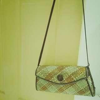 Handcraft bag from Bali