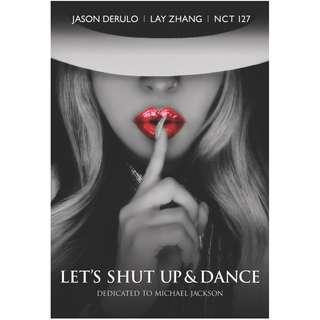 [PO] A Tribute To Michael Jackson Let's Shut Up & Dance (NCT 127 / Lay / Jason Derulo)