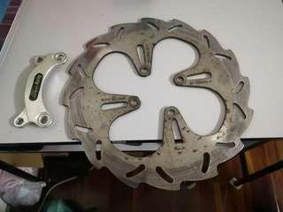 Disc plate RCB for LC, Lagenda, 125z