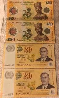 🚚 Currency Interchangeability Agreement Y1967-Y2007.