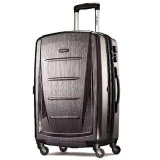 Samsonite Sigma 76cm Expandable Spinner Black