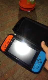 Nintendo Switch機連充電