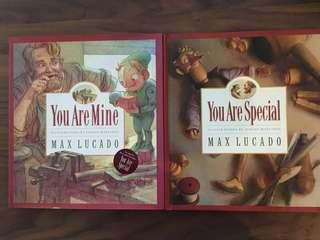 Max Lucado - you are mine / you are special