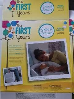 The First Years Close and Secure Infant Sleeper