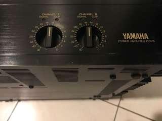 Yamaha P2075 Power Amplifier
