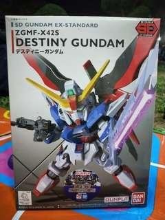 SD-EX DESTINY GUNDAM