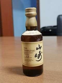山崎 12 酒辦 威士忌