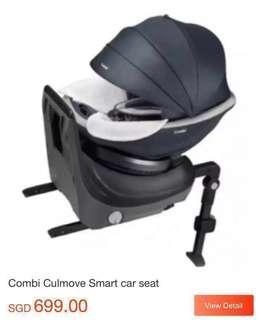 Combi Culmove Smart Isofix Infant Car Seat