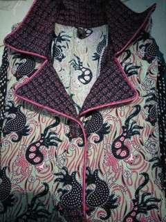 Kemeja Batik kerja wanita