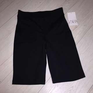 🚚 Zara 騎士短褲 五分褲