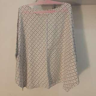 Atasan blouse cotton (reprice)