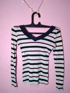 Sabrina Knit Stripe