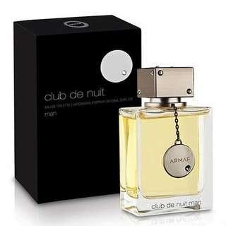 ARMAF Club De Nuit Man EDT Perfume For Man 105ml