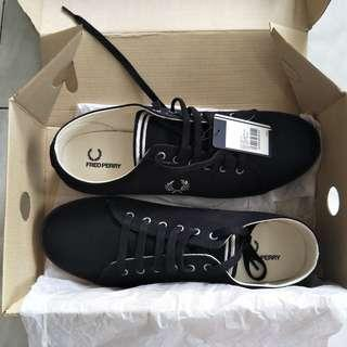 Fred Perry Kingston Twill Tipped US10.5