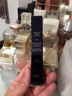 Dior Liquid lipstick (265 fury matte)