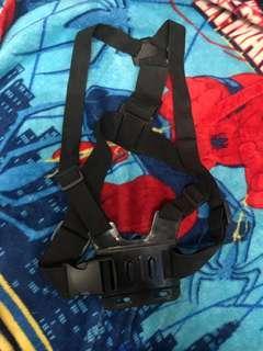 Chest strap Go Pro