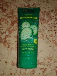 Freeman renewing peel-off gel mask cucumber