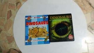 Books on Dinosaurs