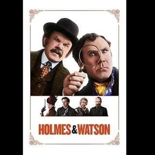 [Rent-A-Movie] HOLMES AND WATSON (2018)