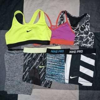 Nike Sports Apparel