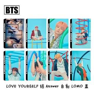 [Wholesale Available] BTS Answer Lomo Card