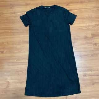 Zara Suede Dress