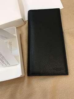 Ready stock Authentic original coach 74978 plain wallet
