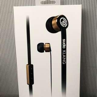 Sudio Klang Wired Earphones