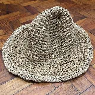 Native Summer Hat Foldable