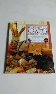 Best-Ever Crafts Project Book