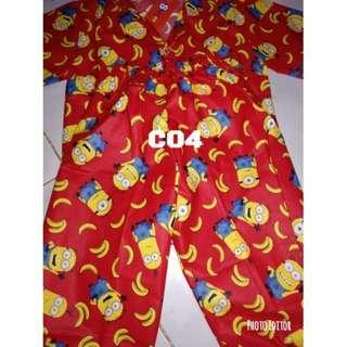 Kids pyjamas, CLEARANCE PRICE...GRAB AS FAST AS YOU CAN.LIMITED DESIGN & SIZE TQ