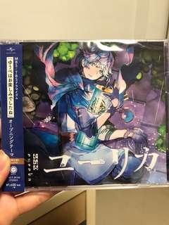 Soraru eureka cd & dvd