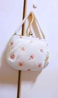 🚚 1950s Vintage Corde Beaded Bag